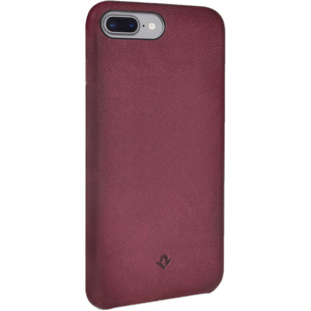 Twelve South Relaxed Leather case for iPhone 7 Plus (Marsala)