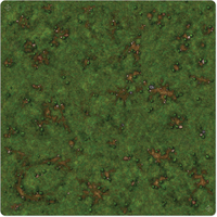 Runewars Miniatures Game: Grassy Field Playmat
