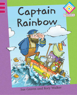 Captain Rainbow by Sue Graves