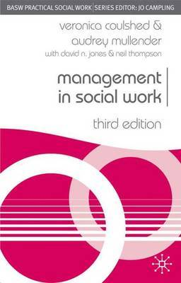 Management in Social Work by Veronica Coulshed image