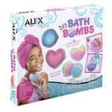 Alex: Spa - DIY Bath Bombs