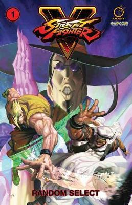 Street Fighter V Volume 1: Random Select by Ken Siu-Chong image