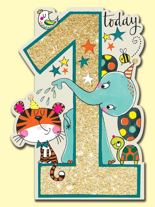 Rachel Ellen: Age 1 Animals image