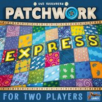 Patchwork Express - Board Game