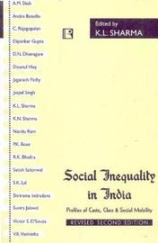 Social Inequality in India image