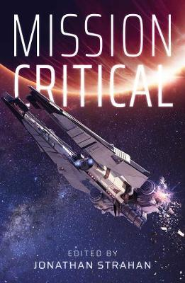 Mission Critical by Peter F Hamilton