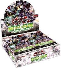 Yu-Gi-Oh! Battles of Legend: Hero's Revenge Booster Box