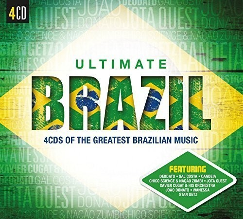Ultimate Brazil by Various image