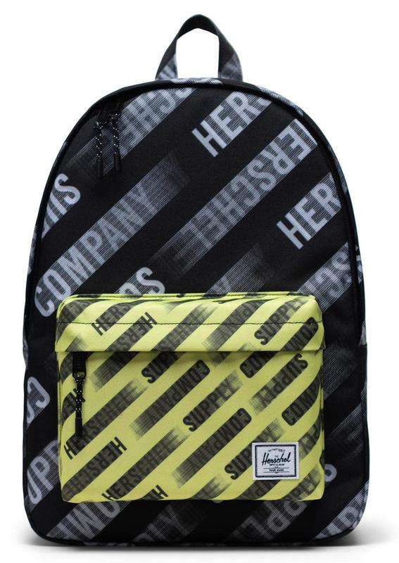 Herschel Supply Co: Classic Backpack - HSC Motion Black/Highlight