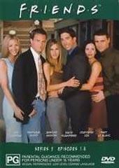 Friends Series 5 Vol 1 on DVD
