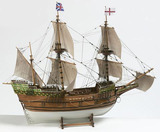 Billing Boats 1:60 Mayflower Wooden Kitset