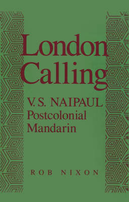 London Calling by Rob Nixon