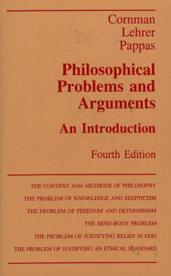 Philosophical Problems and Aurguments by J. W. Cornman
