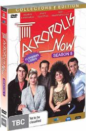 Acropolis Now - Season 5: Collector's Edition (3 Disc Set) on DVD