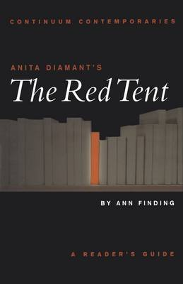 "Anita Diamant's ""The Red Tent"" by Ann Finding image"