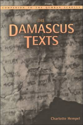 The Damascus Texts by Charlotte, Hempel image