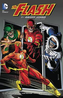 The Flash By Geoff Johns Book One by Geoff Johns