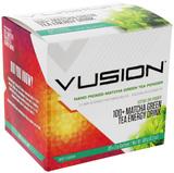 Vusion 100+ Matcha Green Tea Energy Drink - Mint (60 Serves)