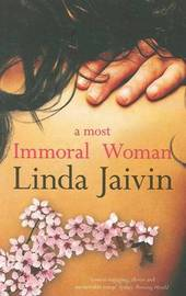 A Most Immoral Woman by Linda Jaivin image