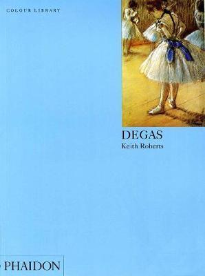 Degas by Helen Langdon image