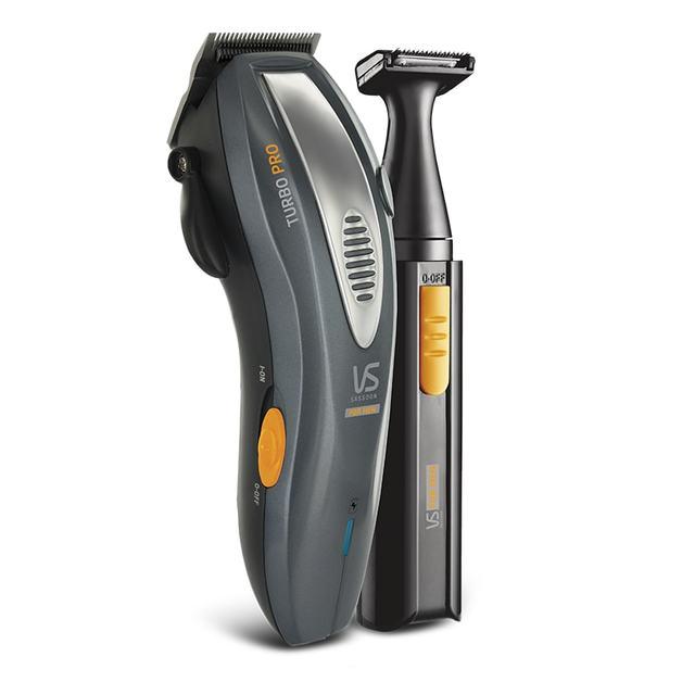 VS Sassoon Carbon Titanium Turbo Pro Hair Clippers