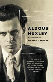Aldous Huxley by Nicholas Murray image