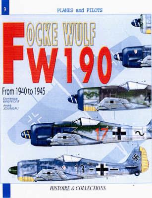 Focke Wulf FW 190 by Dominique Breffort