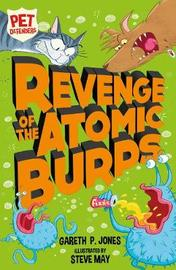 Revenge of the Atomic Burps by Gareth Jones image