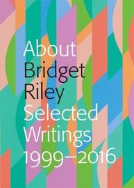 About Bridget Riley by Nadia Chalbi