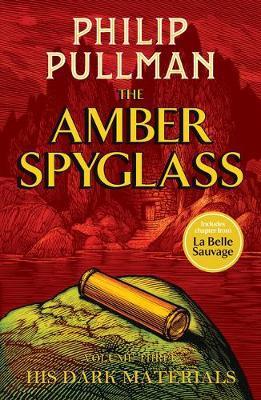 The Amber Spyglass by Philip Pullman image