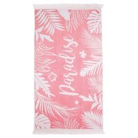 Bambury Egyptian Cotton Beach Towel (Paradise)