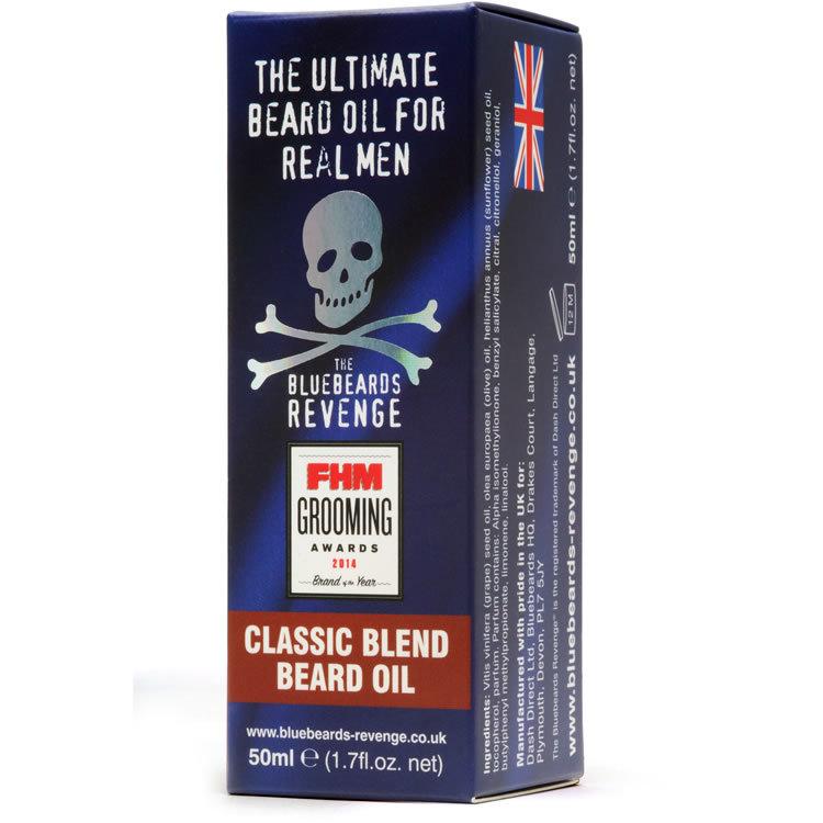 Bluebeards Revenge - Classic Blend Beard Oil (50ml) image