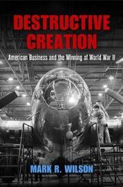 Destructive Creation by Mark R. Wilson
