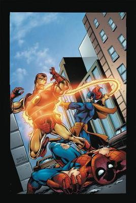 Spider-man/iron Man: Marvel Team-up by Gerry Conway