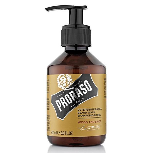 Proraso: Beard Shampoo Wood Spice