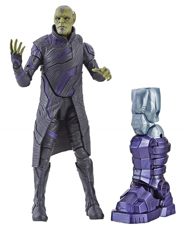 "Marvel Legends: Talos Skrull - 6"" Action Figure"