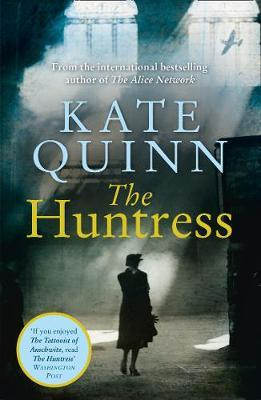 The Huntress by Kate Quinn image