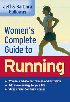 Women's Guide to Walking and Running by Jeff Galloway image