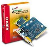 Genius SOUND MAKER LIVE 4.1 VALUE PCI