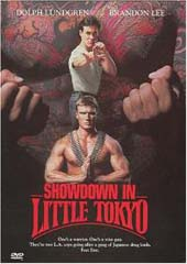Showdown In Little Tokyo on DVD