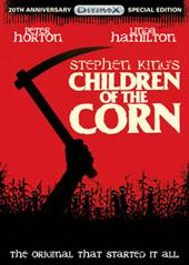 Children Of The Corn Box Set (3 Disc) on DVD