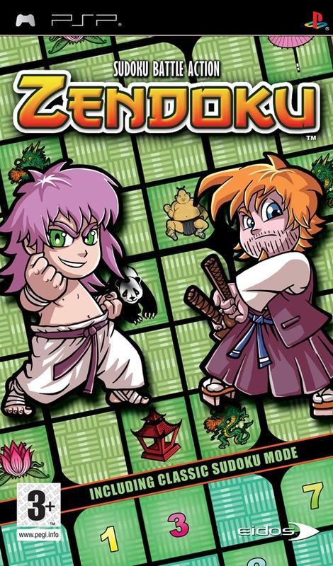Zendoku for PSP