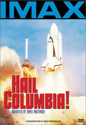 Imax: Hail Columbia on DVD