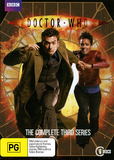 Doctor Who - The Complete Third Series DVD