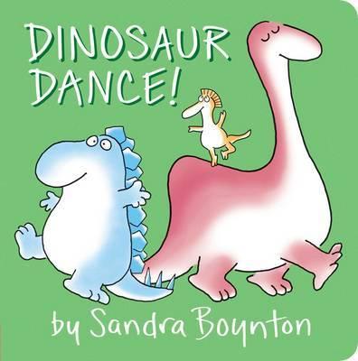 Dinosaur Dance! by Sandra Boynton image