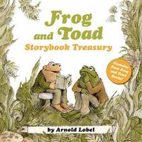 Frog and Toad Storybook Treasury by Arnold Lobel