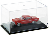 Road Ragers: Ford 1964 XM Coupe - Red Satin (1:87 Scale)