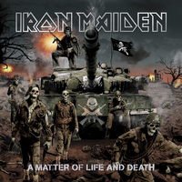 A Matter of Life and Death (2LP) by Iron Maiden