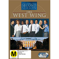 The West Wing Season 2 on DVD