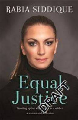 Equal Justice by Rabia Siddique image